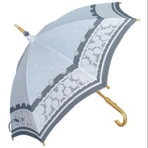Straight Umbrella for Lady (BR-ST-78) pictures & photos