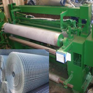 Automatic Wire Mesh Welding Machine pictures & photos