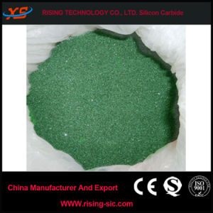 Silicon Carbide for Abrasion Industry