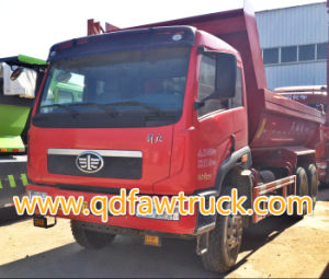 340HP FAW TIPPER TRUCK FOR Uganda pictures & photos