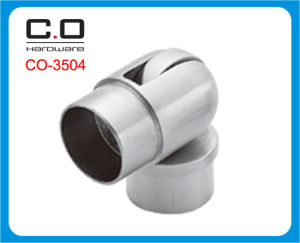 Stainless Steel Adjustable Hanrail Bracket for Railing (CO-3021) pictures & photos