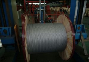 Sst Stranding Stainless Steel Tube Opgw for Optical Fiber Composite Overhead Ground Wire pictures & photos
