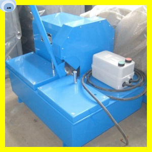 Rubber Hose Cutter Machine Flexible Pipe Cutting Machine pictures & photos