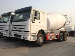 HOWO 6X4 8 M3 Mixer (ZZ1257N3641) pictures & photos