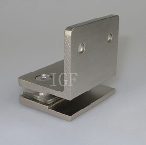 Quality Brass or Stainless Steel Glass Clamp (GC-604) pictures & photos