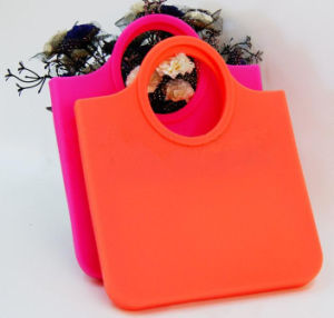 High Quality Waterproof Silicone Shopping Bag pictures & photos