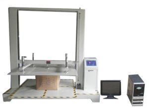 Computer Control Carton Resist Compression Test Machine pictures & photos