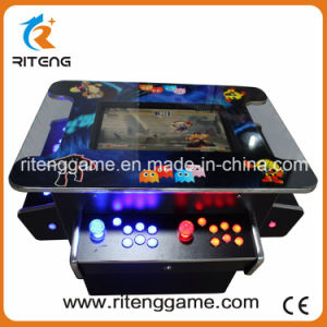 Cocktail Table Arcade Cabinet Game Machine for 2 Players pictures & photos