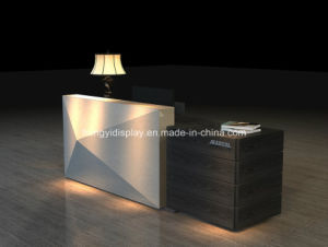 Fashion Reception Desk with Stone on Top pictures & photos
