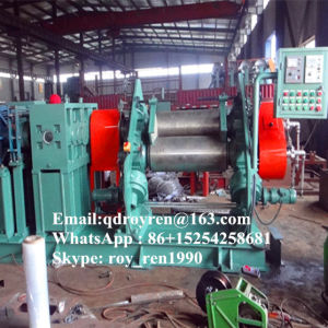 Two Roll Rubber Calender Machine (XYI-450X1400) pictures & photos