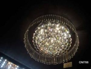 Silver Ceiling Lamp (OM766) pictures & photos