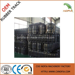 Construction Rubber Track, Rubber Crawler, Rubber Track