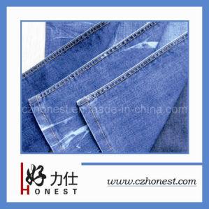6.9oz Cotton Polyester Denim Fabric