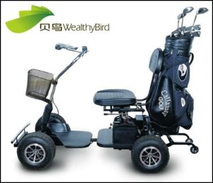 24V 800W Electric Golf Carts 413G-1 pictures & photos