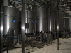 High-Quality Uht Milk Production Line pictures & photos
