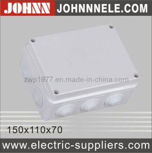 Electrical Connection Box Junction Box Plastic Box with CE pictures & photos