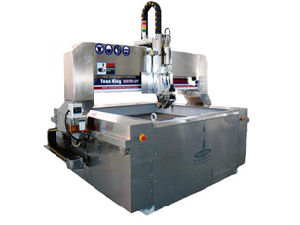 Teenking Water Jet Cutting Machine for Marble Pattern (TK-TRUMP50-G1515)