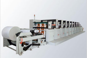 Flexo Printing Machine in Line (ZB - 650) pictures & photos