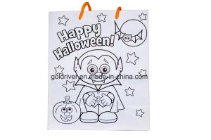 Woodfree Paper Printing Gift Bag (BK-301)