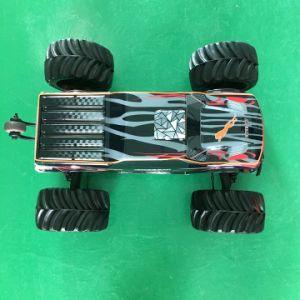1/10 Electric Metal Chassis Black Shell Body Monster Truck Hobby RC Car Model pictures & photos