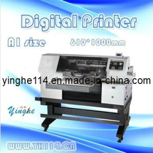 Digital A1 Flatbed Omnipotent Printer, pictures & photos