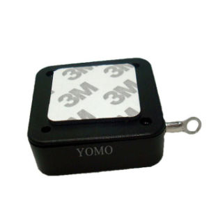 Hotsale Black Plastic Anti Shoplifting Retracting Cable Pull Box