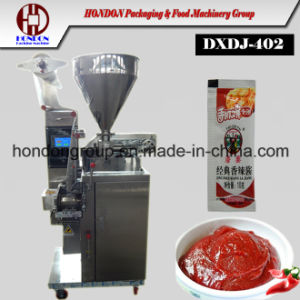 Cheap Price Ketchup Sachet Packing Machine (J-40II) pictures & photos