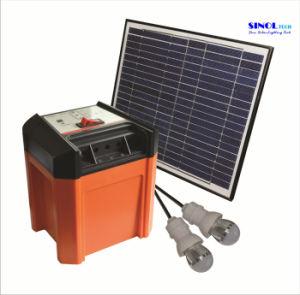 8W Portable DC Solar Power Generator/DC Solar Kit (SP3) pictures & photos