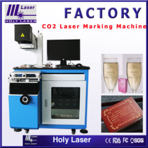 One Year Warranty CO2 Laser Marking Machine pictures & photos