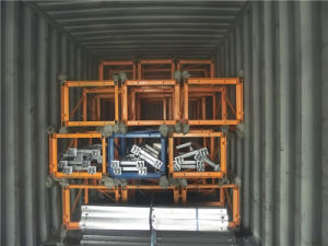 2t Building Elevator Cage Lift Price pictures & photos