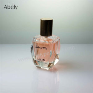 Small Volume Irregular Shape Designer Perfume Bottles pictures & photos