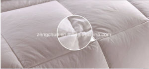 Polycotton Fabric and Hollow Fibre Filled Quilt for Hotel pictures & photos
