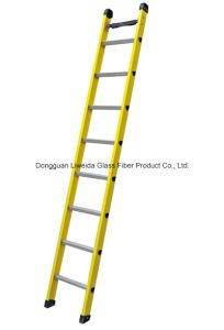 Composite FRP Ladder/Building Material/Fiberglass Ladder/Aisle Ladder