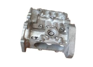 Aluminum Die Casting Housing for Auto Part (DR310) pictures & photos