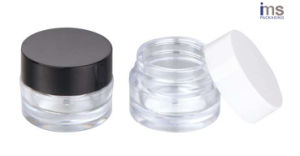 5ml Round Plastic Cosmetic Pot pictures & photos
