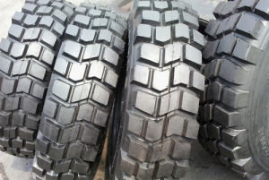 Military Truck Tyre 11r18, 12.5r20, Tubeless Tube Tyre, Radial Tyre pictures & photos