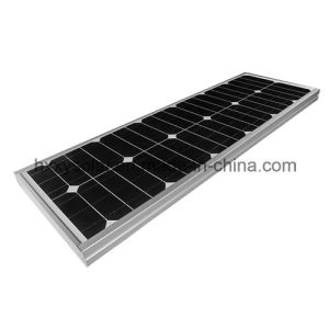 5 Years Warranty ISO Certified 40W Solar LED Street Light with CCTV pictures & photos