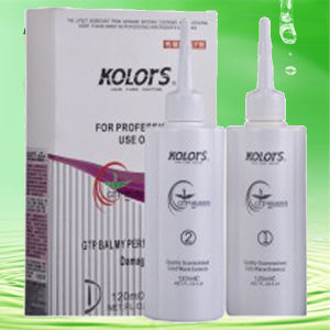 120ml*2 Kolors Professional Salon Gtp Balmy Cold Perming Lotion pictures & photos