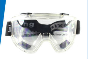 Concealer Clear Anti-Fog Dual Mold Safety Goggle pictures & photos