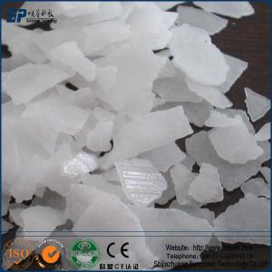 Caustic Soda Pearls99%, Sodium Hydroxide, Reach Certification pictures & photos