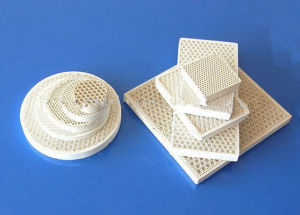 High Quality Alumina Ceramic Honeycomb Filter for Steel Industry pictures & photos