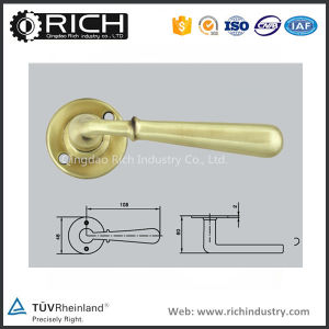 Factory Price Fingerprint Door Lock/Factory Price Lock Door Privacy Lock/Al305 Top Quality Metal Door Lock Types/Split Door Lock/Forged Handle pictures & photos