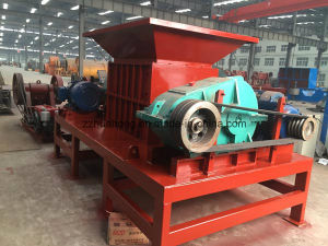 Huahong Old Tyre Recycling Shredder Machine for Sale pictures & photos