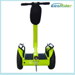Two Wheel Self Balancing Scooter City Road Electric Scooter pictures & photos