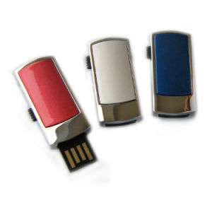 Classic USB Flash Disk Memory Drive Sliding Mini USB pictures & photos