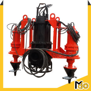 Centrifugal Submersible Dredge Pump with Agitator pictures & photos