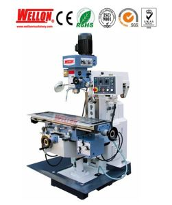 Gear Head Milling & Drilling Machine (Milling Drilling Machine ZX6350A) pictures & photos