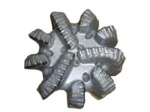 PDC Drill Bits, 6 Inch PDC Drill Bits & 6 Blade PDC Metal Square Hole Drill Bit pictures & photos