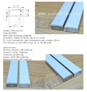 Shenzhen Factory LED Aluminum Profile pictures & photos