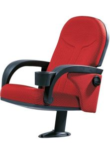 Cinema Seat Auditorium Seating Theater Chair (S20) pictures & photos